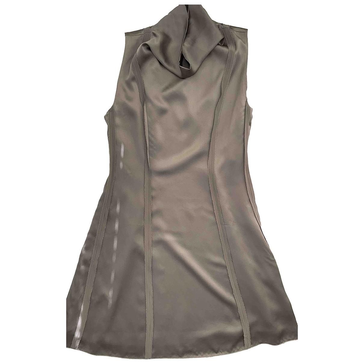 Mini vestido de Seda Marc Cain