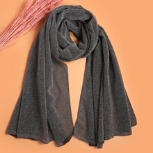 1pc Solid Scarf