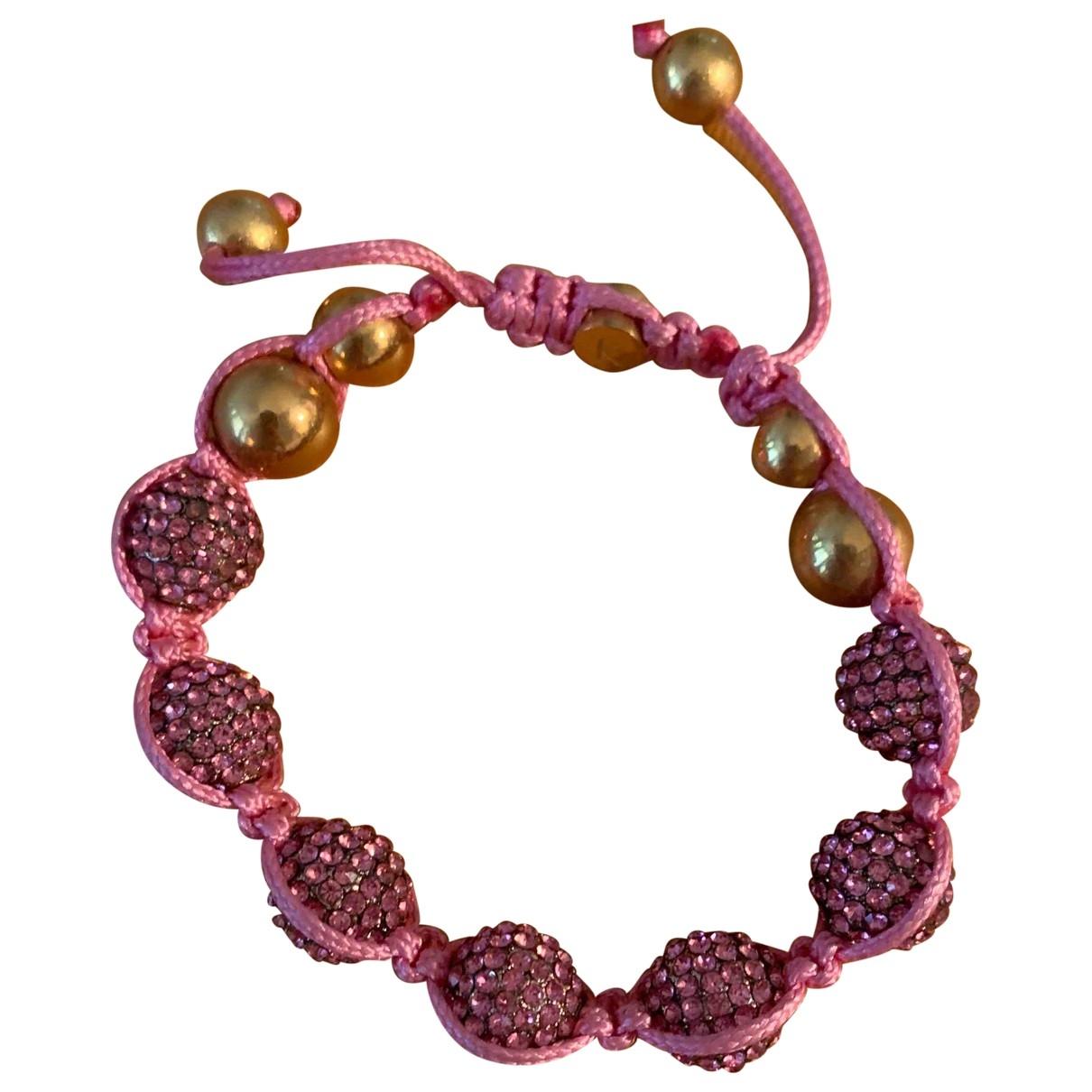 Pulsera de Perlas Shamballa Jewels