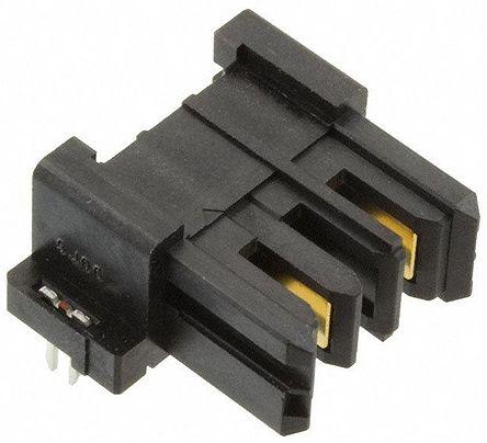 Hirose , FunctionMAX FX30B, 2 Way, 2 Row, Right Angle PCB Header (5)