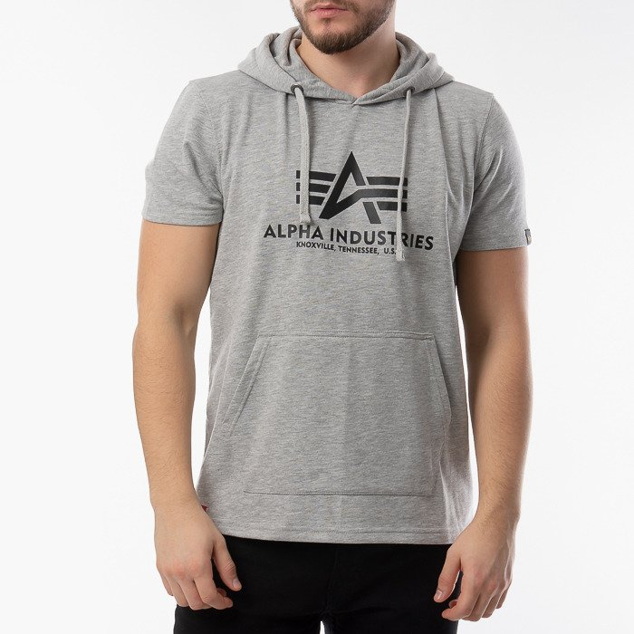 Alpha Industries Basic T Hooded 126507 17