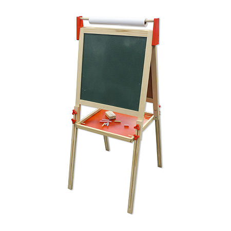Kids Art Floor Easel, One Size , No Color Family