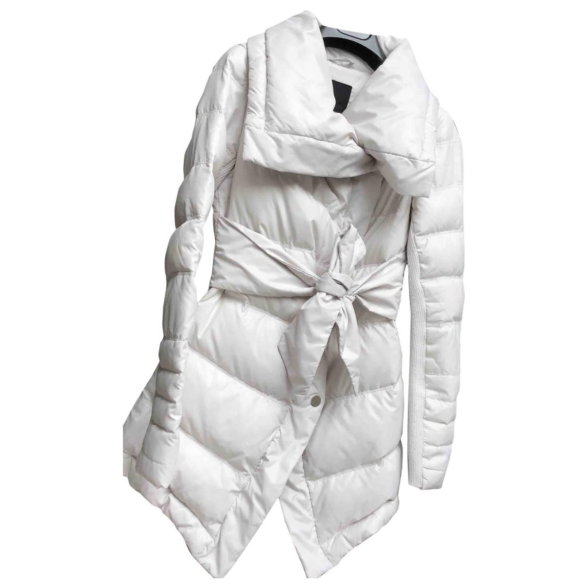 Pinko \N White jacket for Women 40 IT