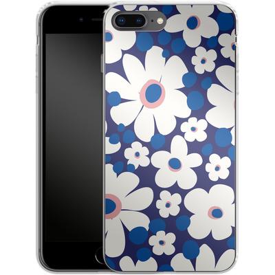 Apple iPhone 8 Plus Silikon Handyhuelle - Cape Cod von Khristian Howell