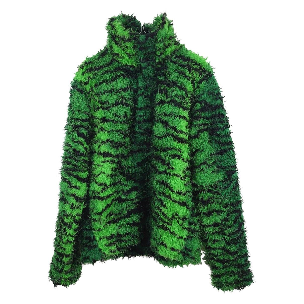 Kenzo X H&m \N Green Knitwear for Women M International
