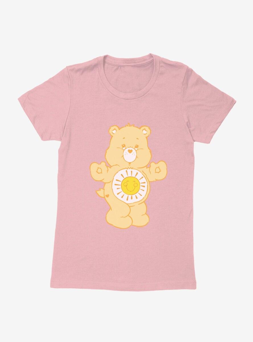 Care Bears Funshine Bear Womens T-Shirt