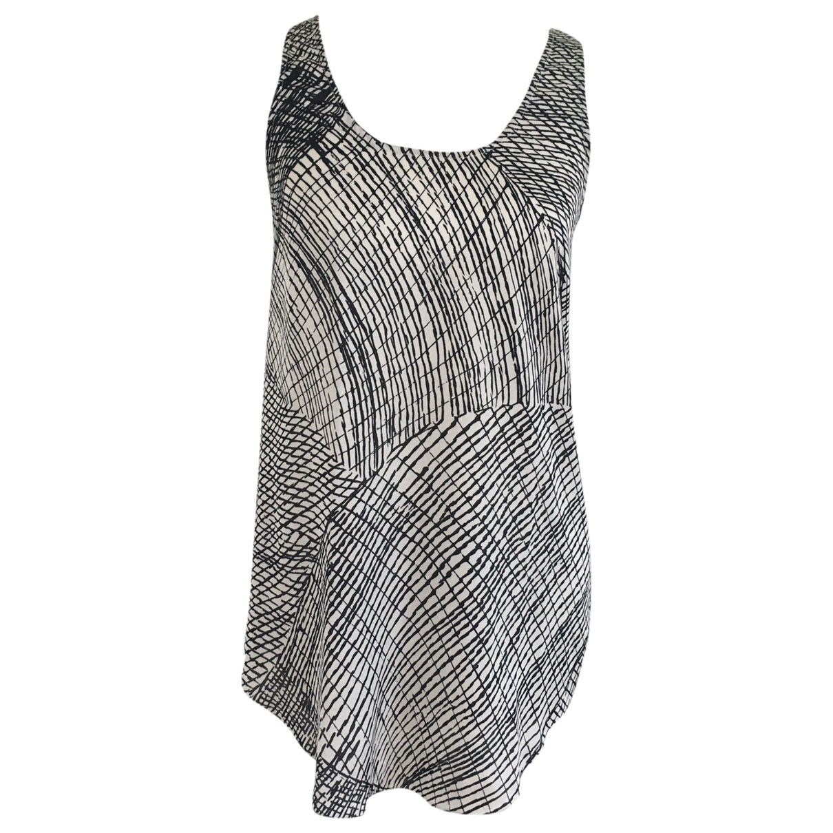 Reiss \N Top in  Weiss Polyester