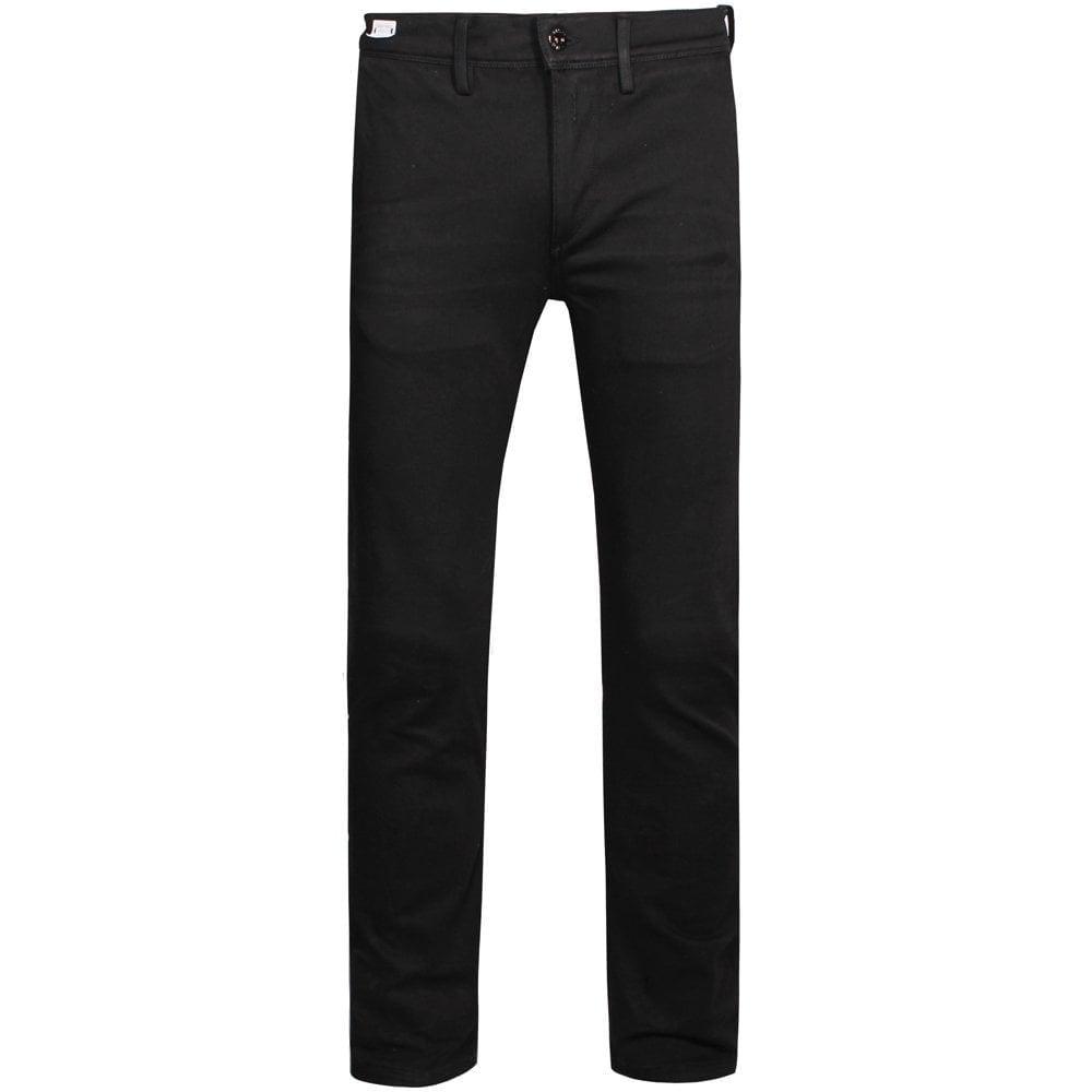 Replay Chelm Slim Fit Jeans Black Colour: BLACK, Size: 34 32