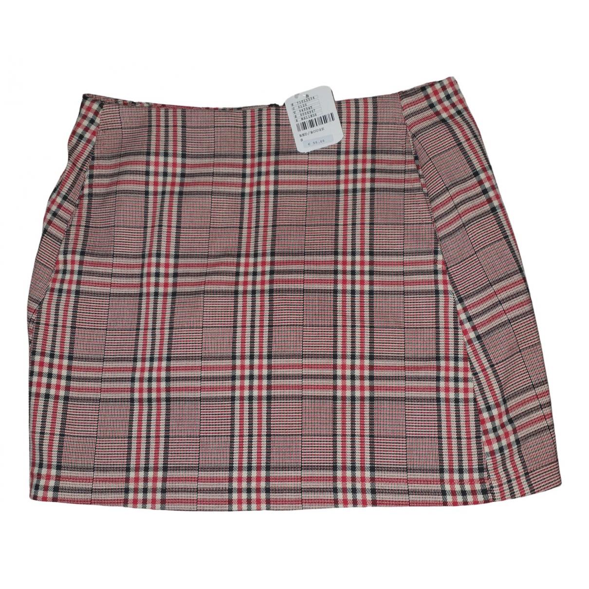 Mini falda Urban Outfitters