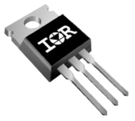 Infineon P-Channel MOSFET, 27 A, 150 V, 3 + Tab-Pin TO-220AB  IRF6218PBF (50)