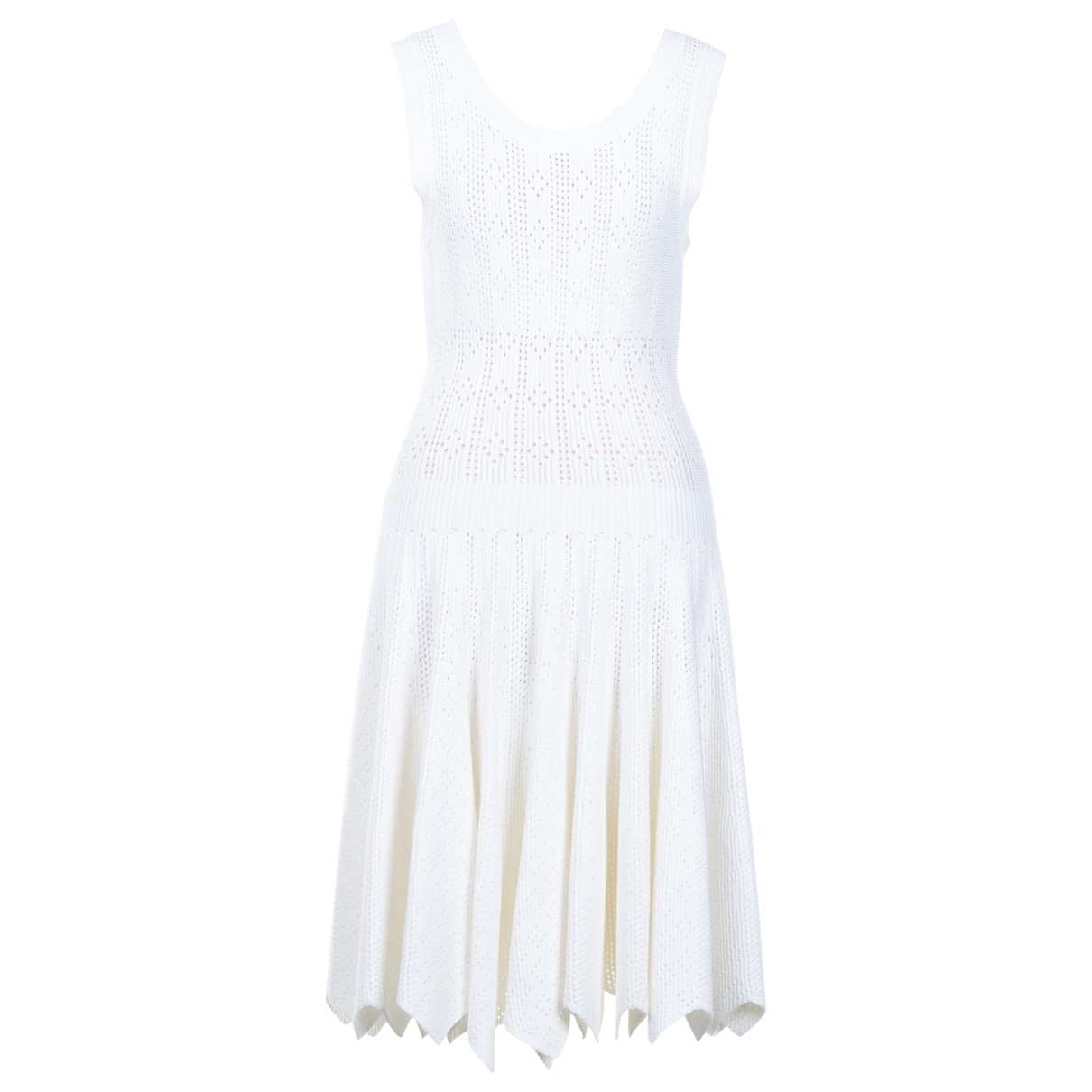 Alaïa \N White dress for Women One Size International