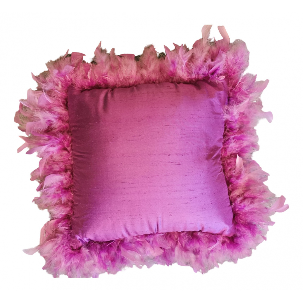 Zara \N Pink Textiles for Life & Living \N
