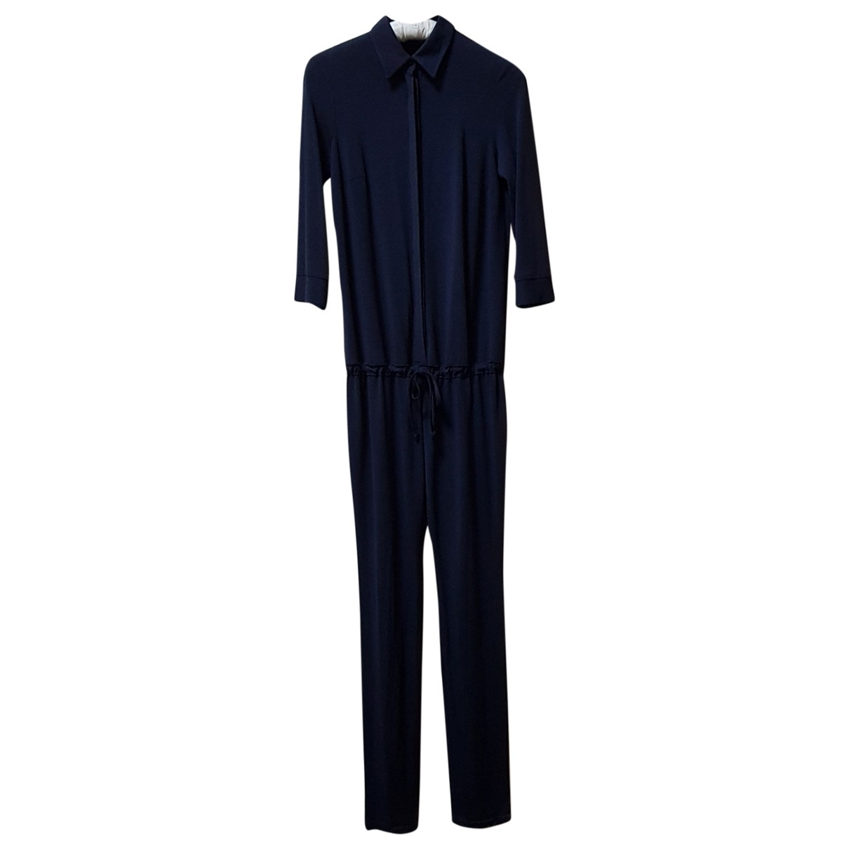 Mila Schön Concept \N Blue jumpsuit for Women 42 IT