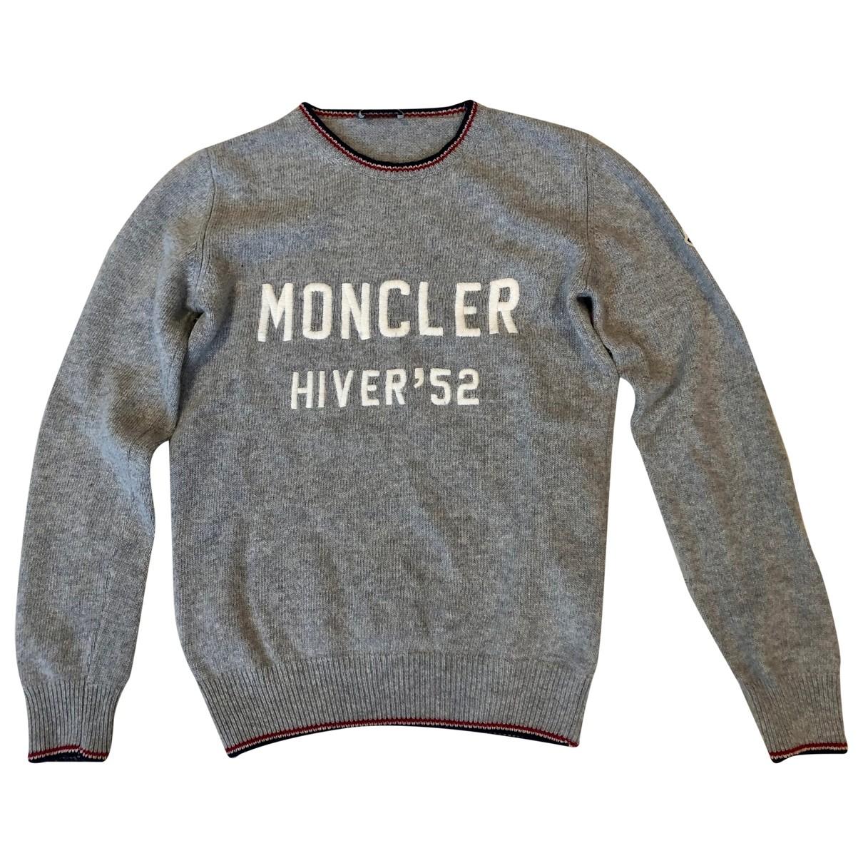Jersey de Lana Moncler