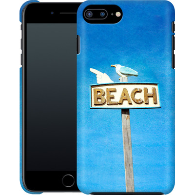 Apple iPhone 7 Plus Smartphone Huelle - Beach von Joy StClaire