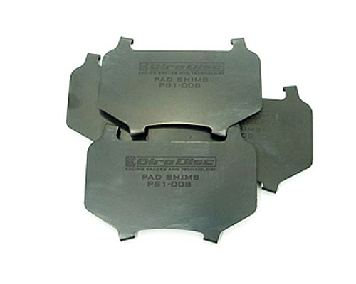 Girodisc PS2-0961 Rear Anti-Noise Pad Shims Mitsubishi Evo VII 01-02