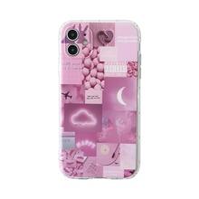 iPhone Schutzhuelle mit gemischtem Muster