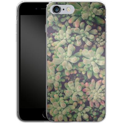 Apple iPhone 6s Plus Silikon Handyhuelle - Kingwood Soft Cactus von Joy StClaire