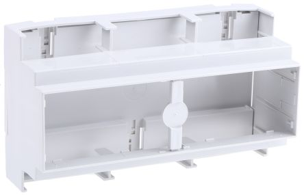 CAMDENBOSS CNMB Series , 160 x 58 x 90mm, Polycarbonate DIN Rail Enclosure, Grey