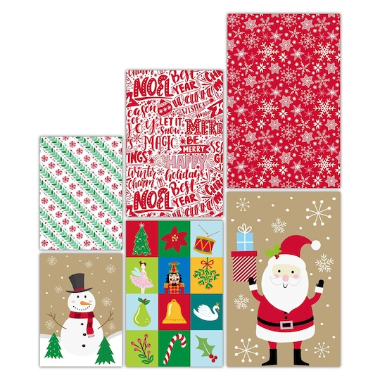 Winter Wonderland Christmas Gift Boxes By Celebrate It® | Michaels®