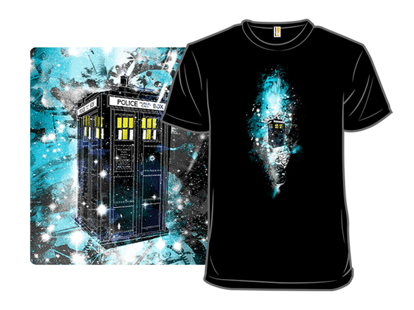 Lost In Space And Time T Shirt