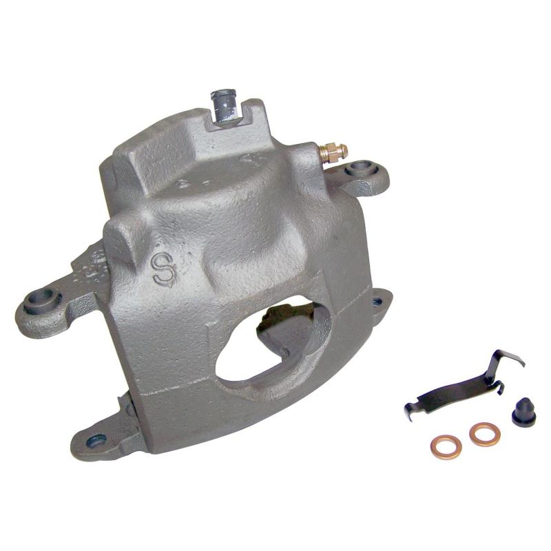 Crown Automotive J8124379 Jeep Replacement Right Front Brake Caliper for 1974-78 Jeep SJ, J-Series, Less Pads Jeep Cherokee 1974-1978