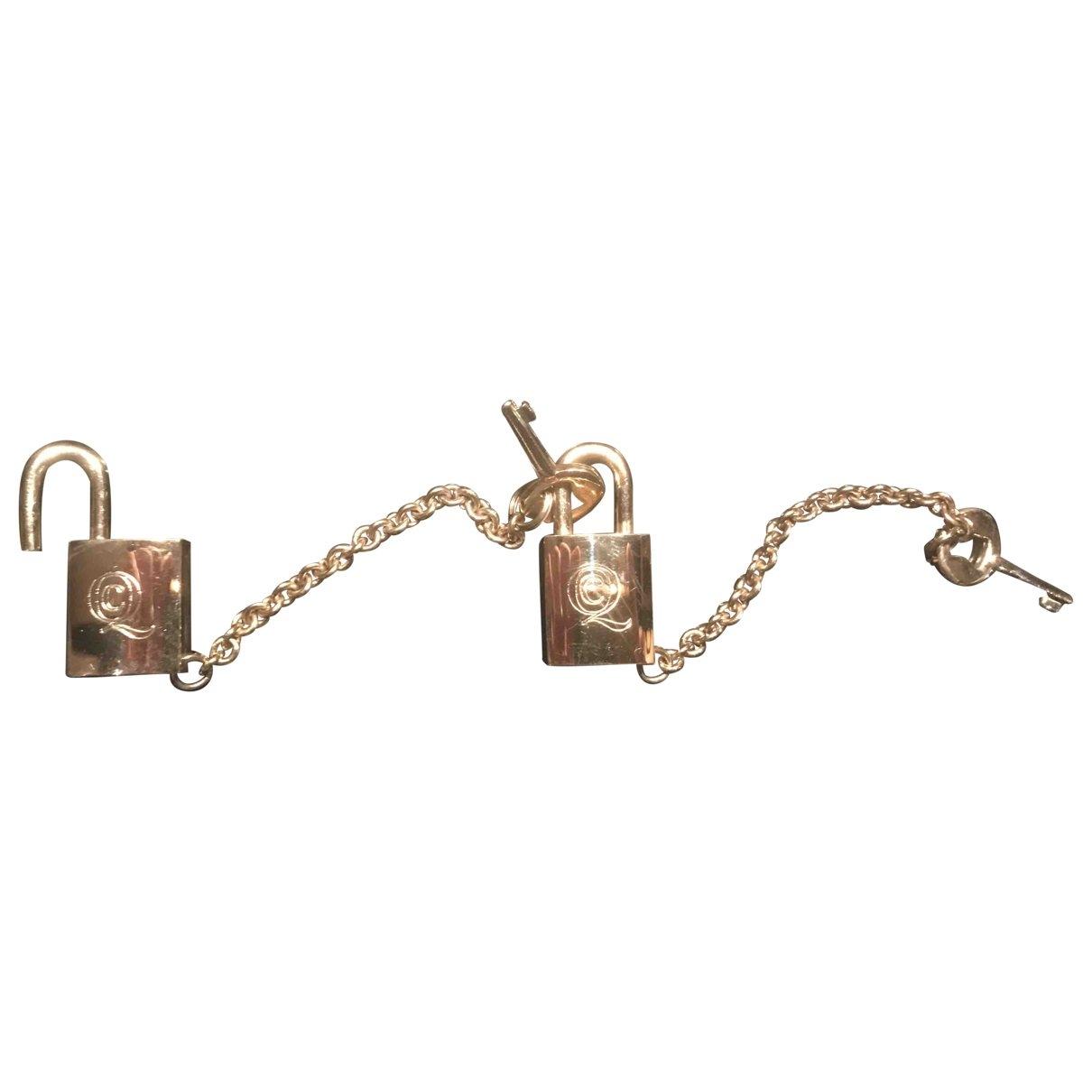 Alexander Mcqueen \N Armband in  Gold Metall