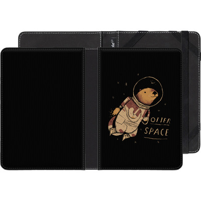 Amazon Kindle eBook Reader Huelle - Otter Space von Louis Ros