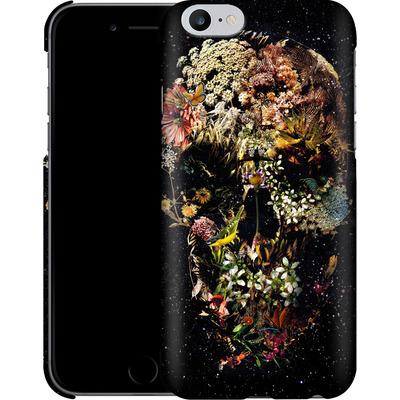 Apple iPhone 6 Plus Smartphone Huelle - Smyrna Skull von Ali Gulec