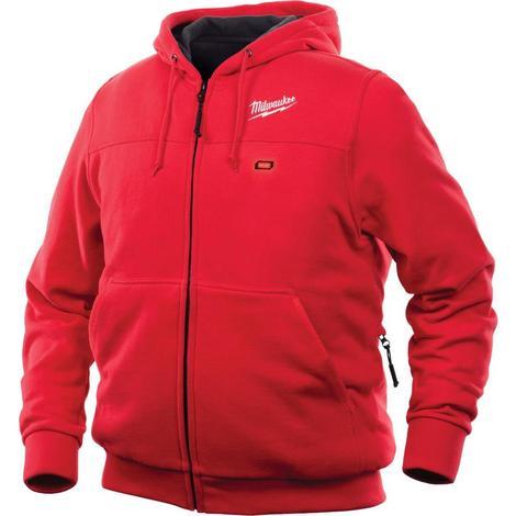 Milwaukee M12™ Heated Hoodie Kit XL (Red)