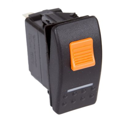 Daystar Illuminated Lock Out Switch - KU80017