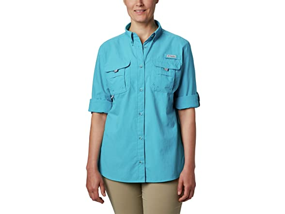 Columbia Women's Pfg Long Sleeve Shirt