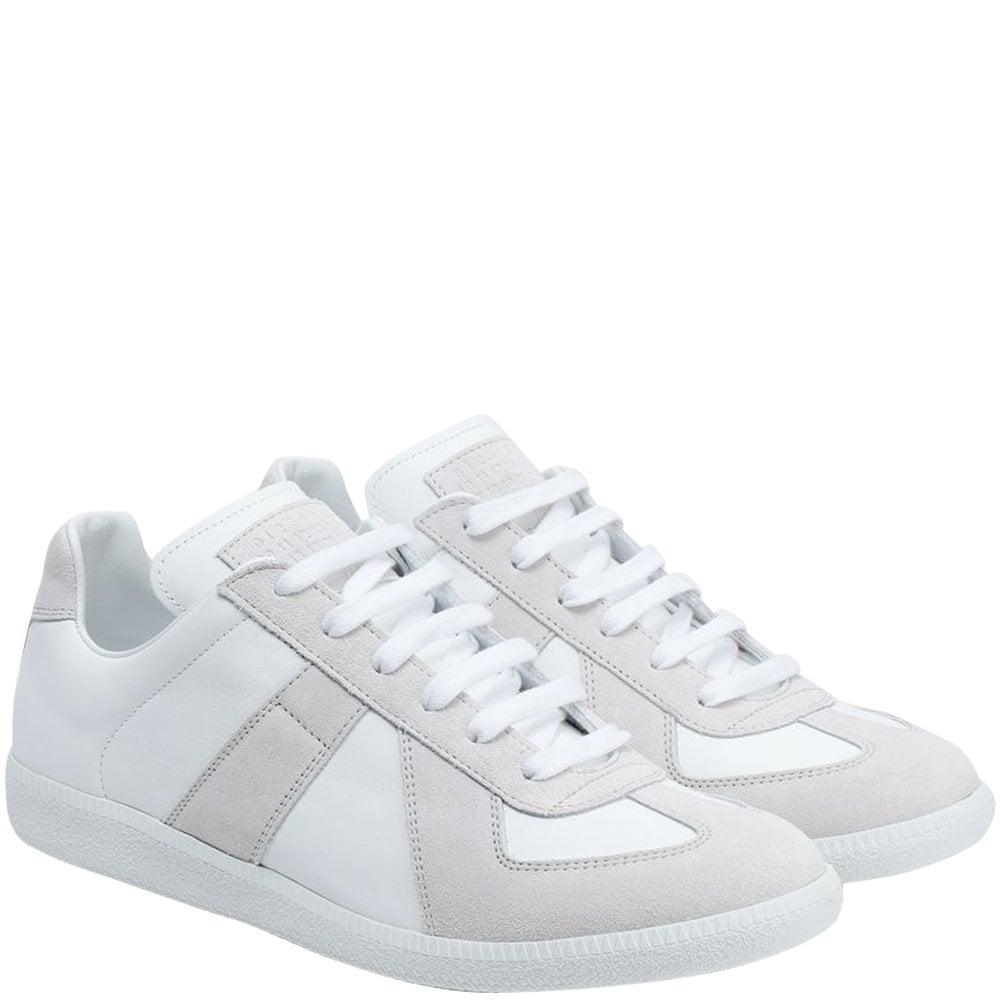 Maison Margiela Replica Sneakers White Colour: WHITE, Size: 6