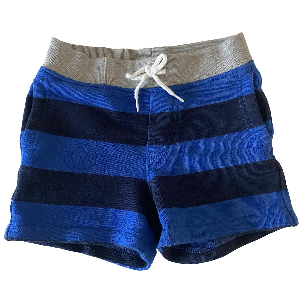 Ralph Lauren \N Shorts in  Blau Baumwolle