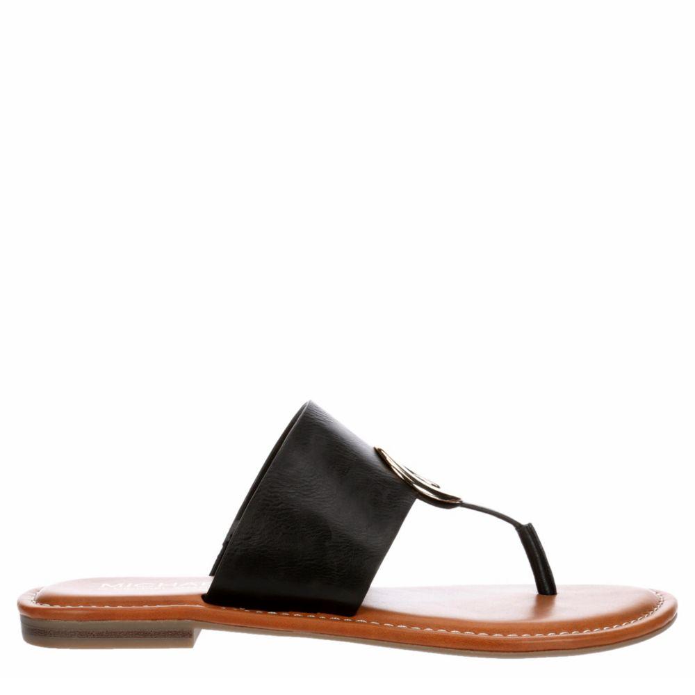 Michael By Shannon Womens Maci Thong Sandal