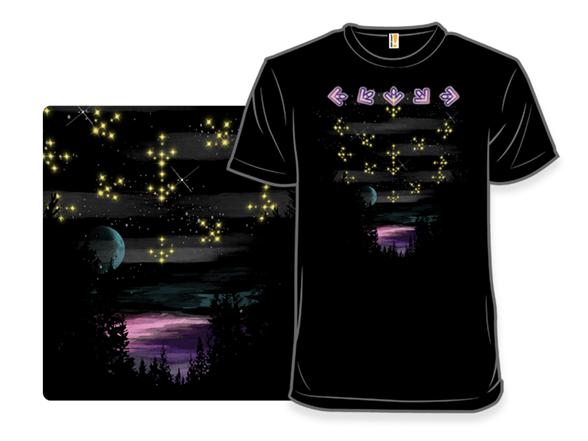 Rhythm Of The Night T Shirt