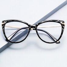Katzenaugen-Brille