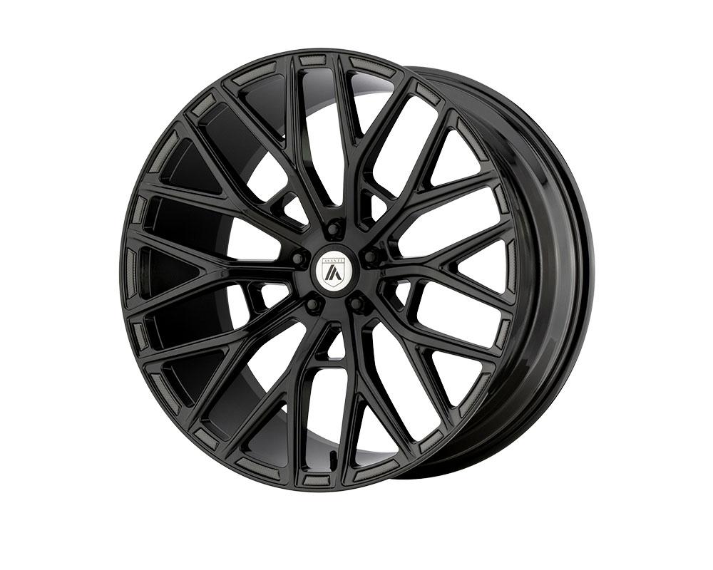 Asanti ABL21-22905632BK Black ABL-21 Leo Wheel 22x9 5x5x112 +32mm Gloss Black