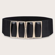 Gemstone Wide Belt