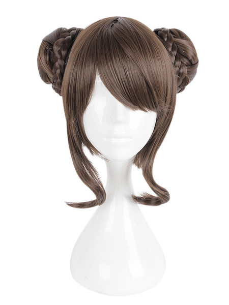 Milanoo Anime Kawaii Chinese Girl Style Cosplay Wig