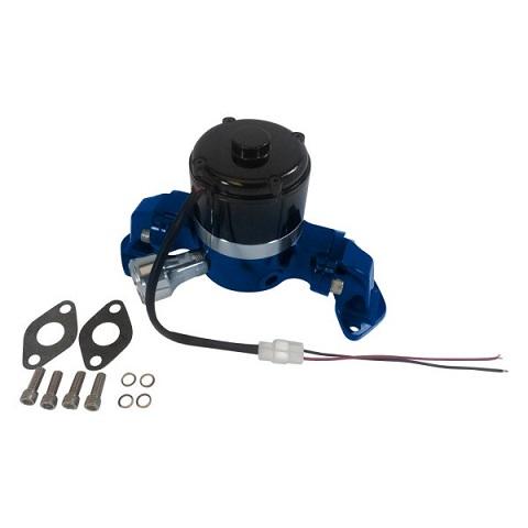 Racing Power Company R5927BLU Electric Water Pump Chevy Big Block V8