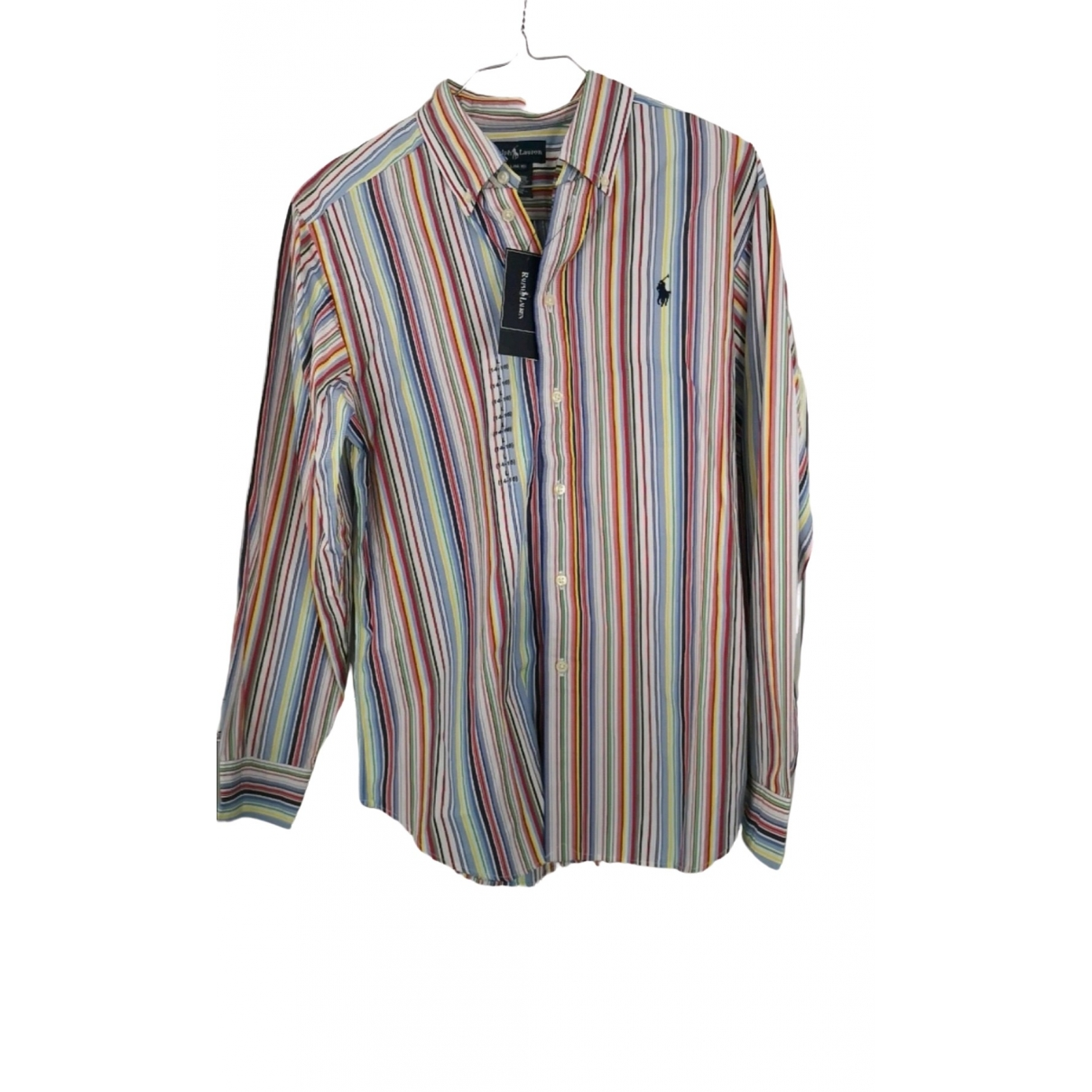 Ralph Lauren - Top   pour enfant en coton - multicolore