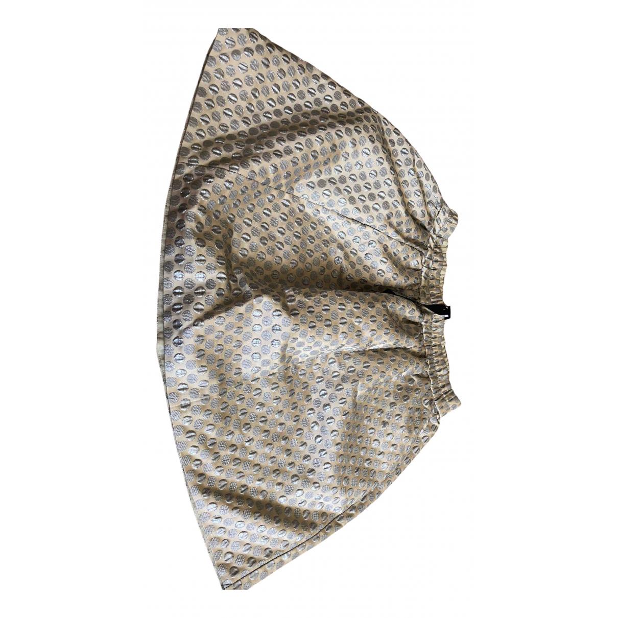 Marc By Marc Jacobs - Jupe   pour femme - beige