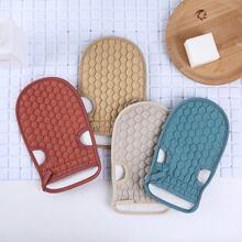 1pc Random Color Exfoliating Bath Glove