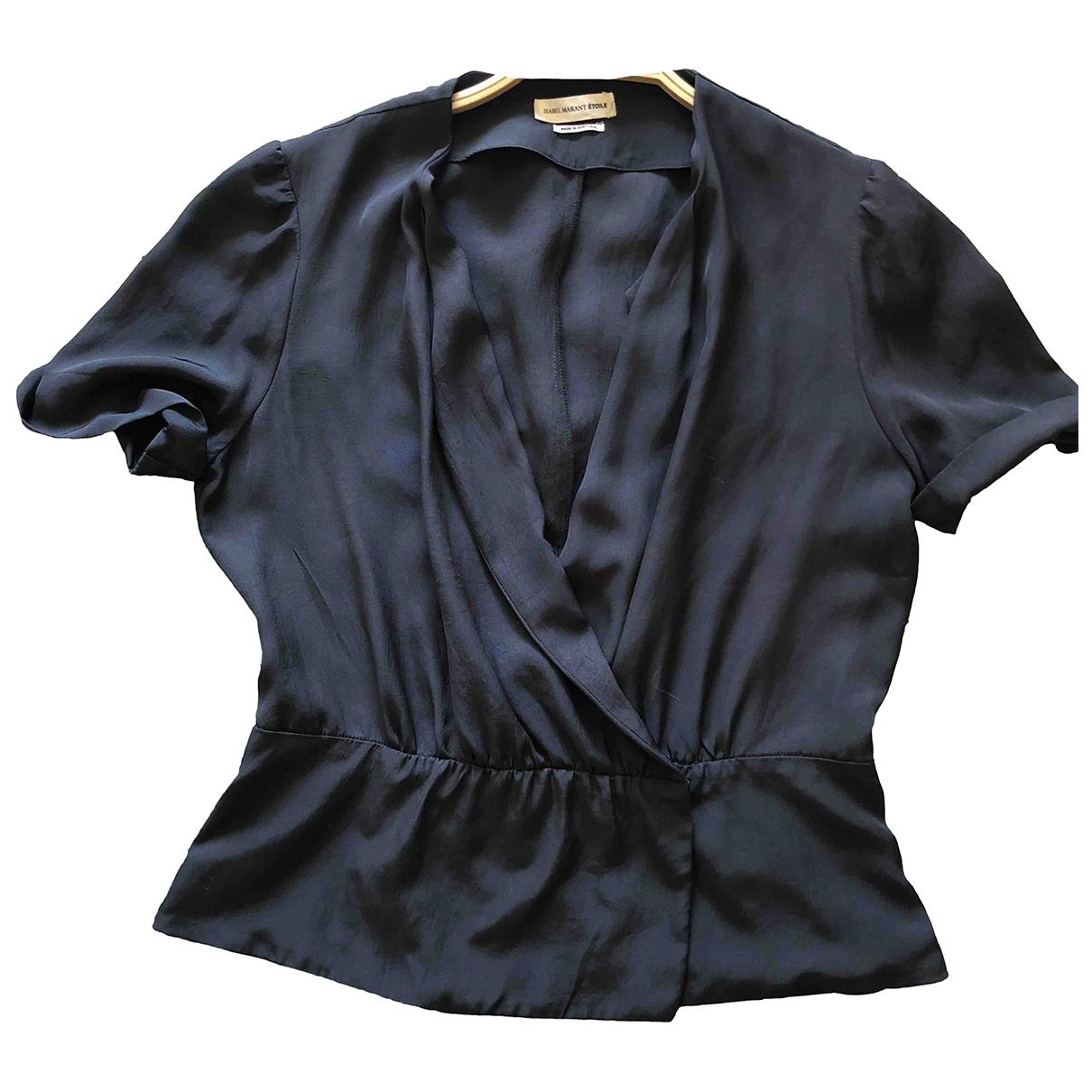 Isabel Marant Etoile \N Black  top for Women 42 FR