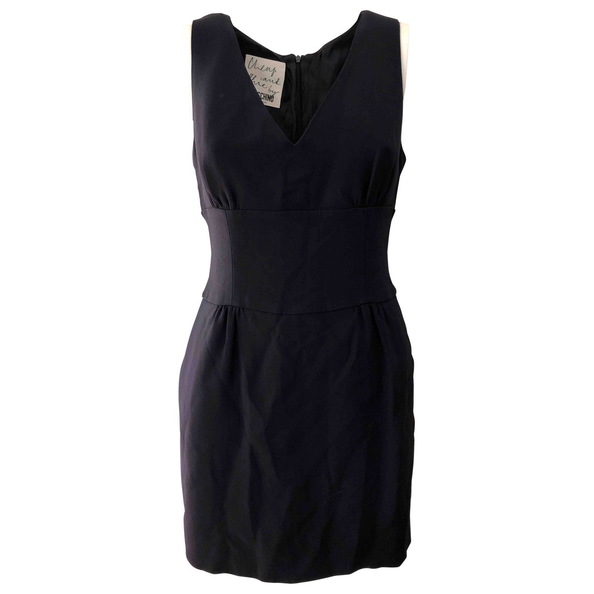 Moschino Cheap And Chic \N Blue dress for Women 42 IT