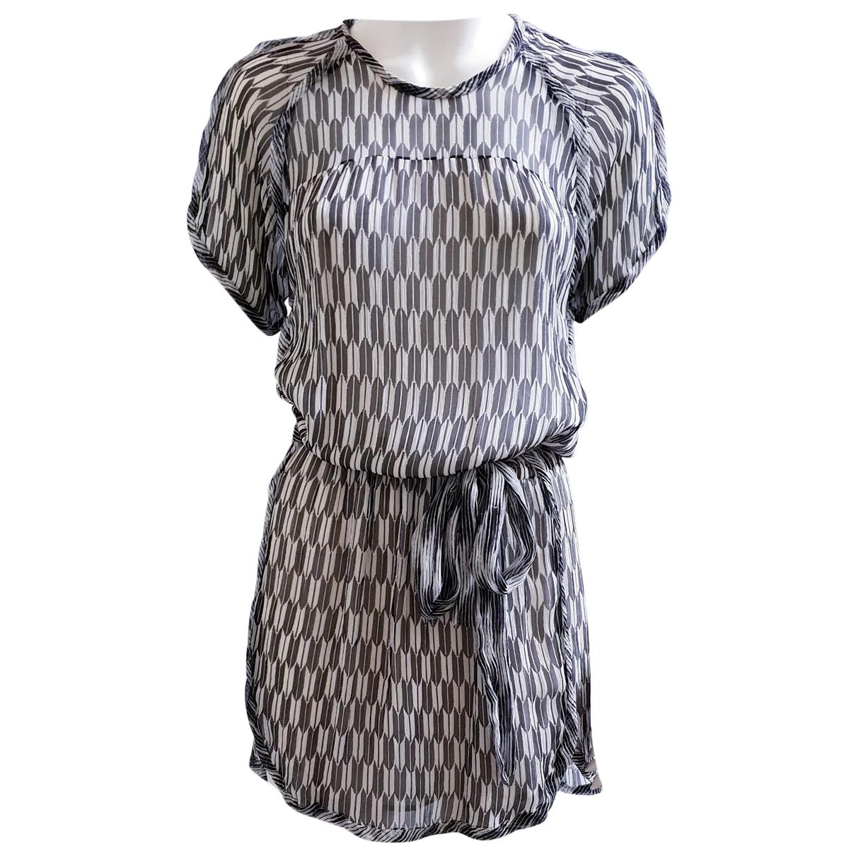 Isabel Marant Etoile N Black Silk dress for Women 36 FR