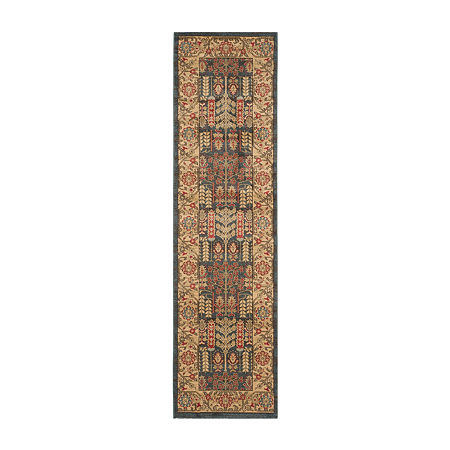 Safavieh Mahal Collection Juniper Oriental Runner Rug, One Size , Multiple Colors