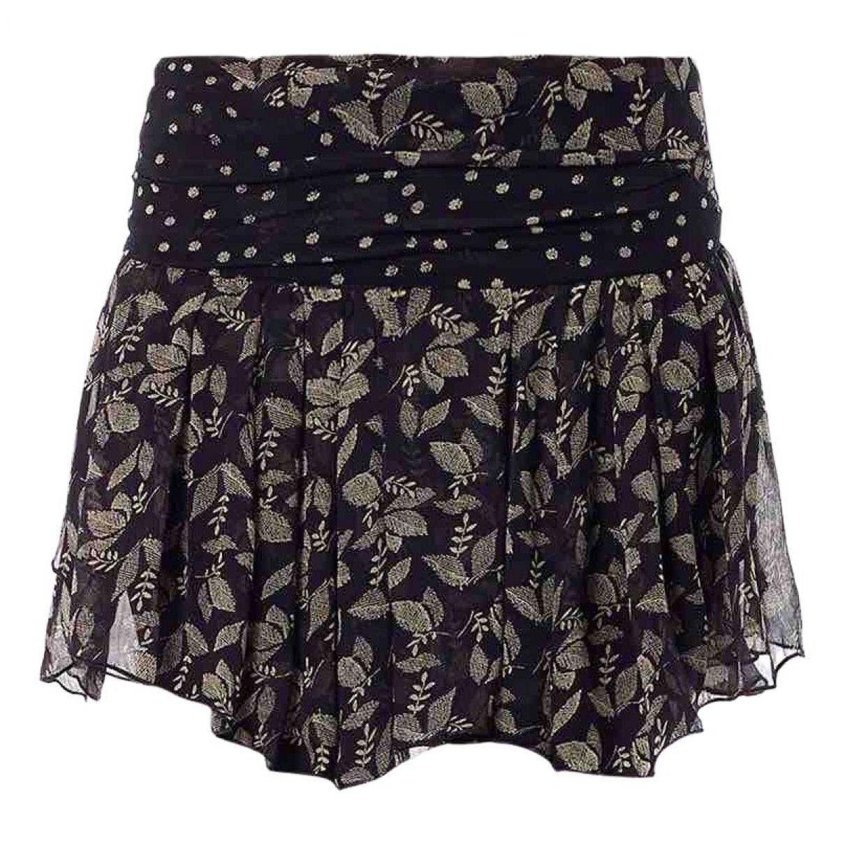 Isabel Marant Etoile \N Black skirt for Women 40 FR
