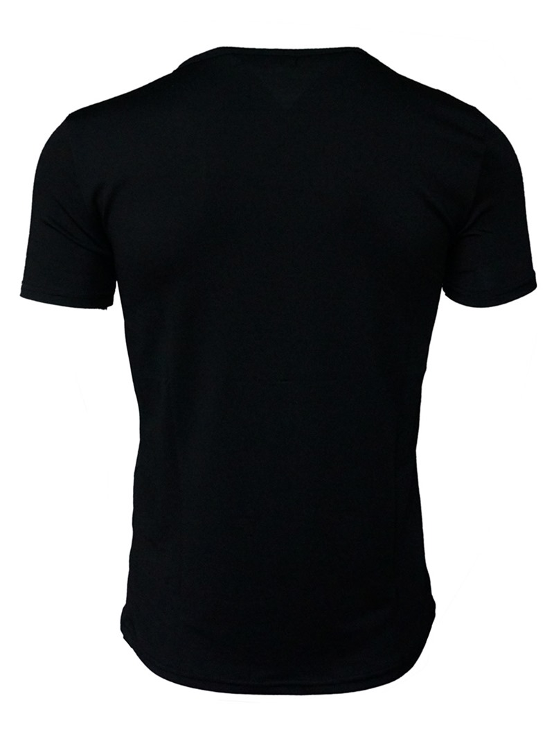 Ericdress Standard Mens Slim T-shirt